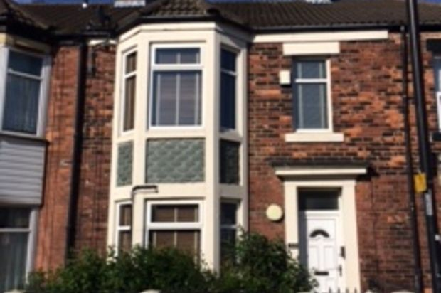 Thumbnail Terraced house to rent in Station Road, Wallsend
