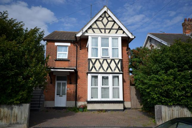Thumbnail Maisonette to rent in Beaconsfield Road, Clacton-On-Sea