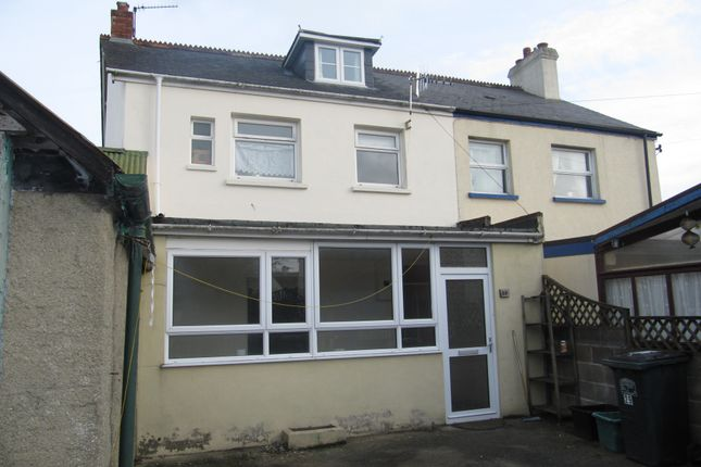 Thumbnail Flat to rent in Gestridge Road, Kingsteignton