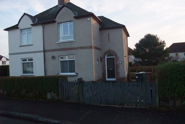 Thumbnail Detached house to rent in Myrtle Crescent, Kirkcaldy, Fife