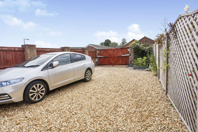Gated Driveway of High Street, Reepham, Lincoln LN3