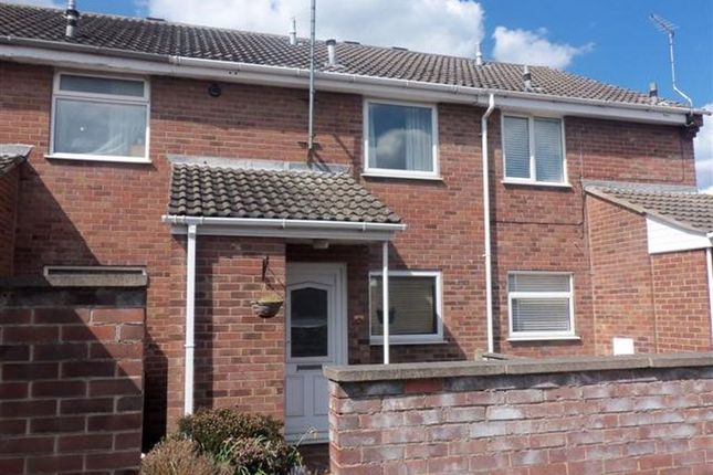 Thumbnail Terraced house to rent in Margarets Court, Bramcote