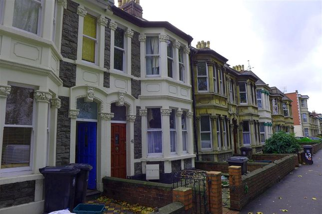 Thumbnail Terraced house to rent in Ashton Road, Southville, Bristol