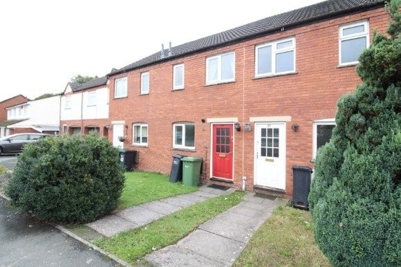 Thumbnail Terraced house to rent in Westholme Road, Belmont, Hereford