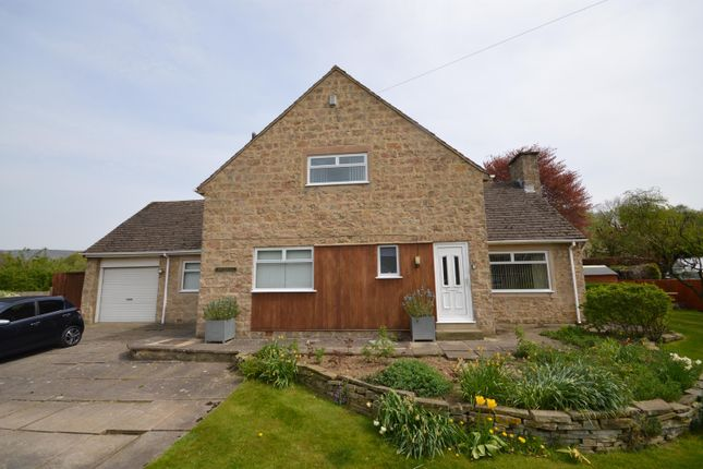 Thumbnail 4 bedroom detached house to rent in Derwent Drive, Baslow, Bakewell