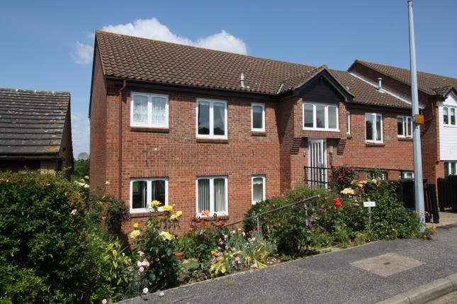 Thumbnail Flat for sale in Newnham Green, Maldon