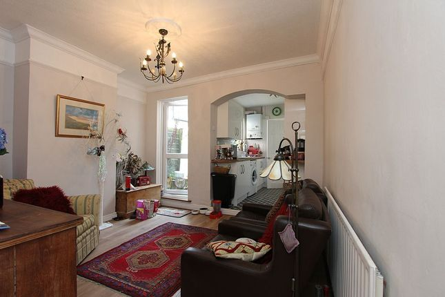 Thumbnail Terraced house for sale in Riverside Road, Norwich, Norfolk