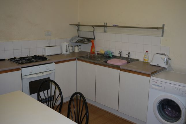 Thumbnail Shared accommodation to rent in Dennison Street, Nottingham