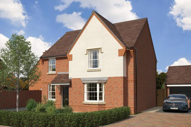 Thumbnail Detached house for sale in Doseley Park, Dosley, Telford