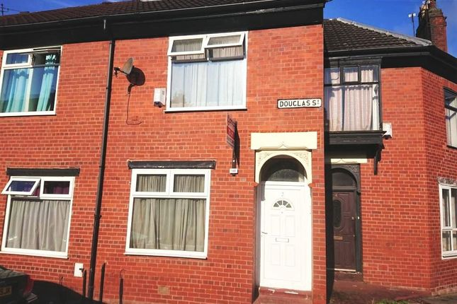 Thumbnail Terraced house to rent in Douglas Street, Salford