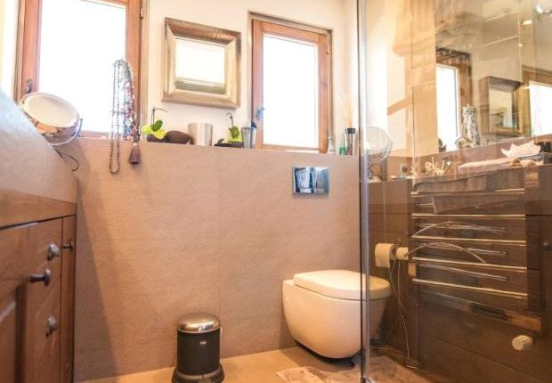Bathroom of Courchevel 1650, French Alps, France, 73120
