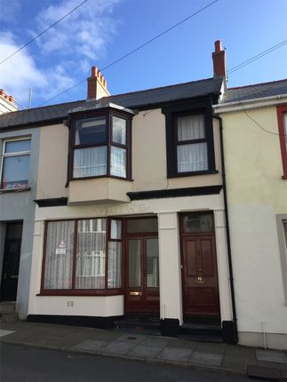 Thumbnail Flat for sale in 15 & 15A, Kensington Road, Neyland, Milford Haven