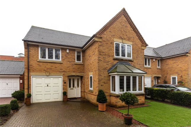 Thumbnail Detached house for sale in John Repton Gardens, Bristol