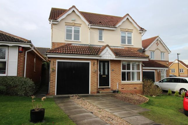 Thumbnail Detached house to rent in Callerton, Killingworth, Newcastle Upon Tyne