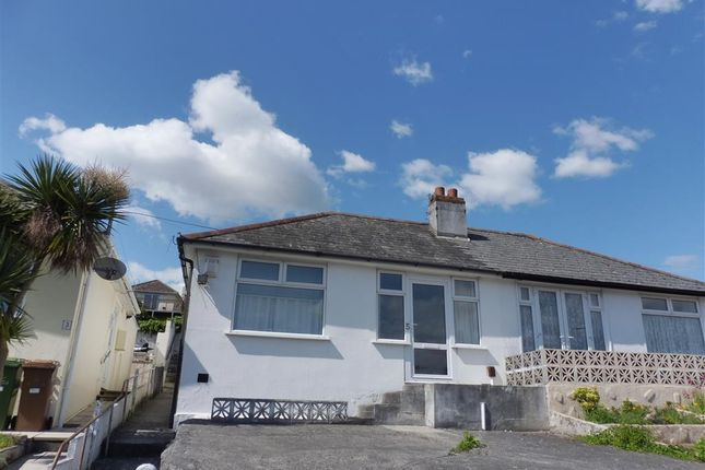 Thumbnail Bungalow to rent in Laira Park Place, Plymouth