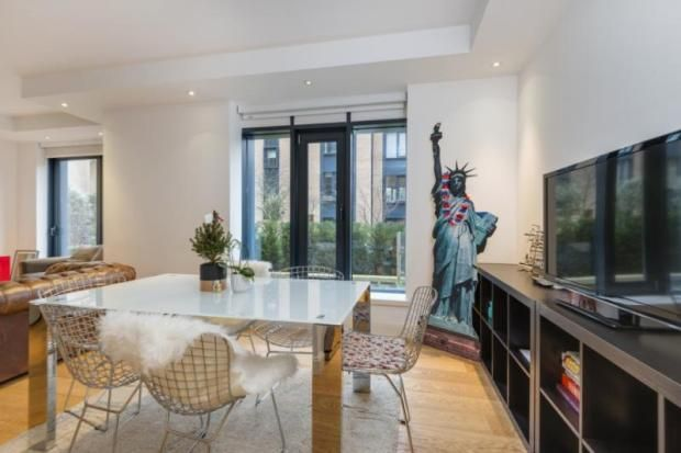 Thumbnail Flat for sale in Holyrood Court, 3-5 Gloucester Avenue, London
