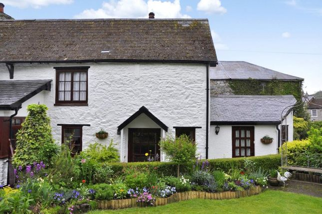 Thumbnail End terrace house for sale in Elliott Plain, Buckfastleigh, Devon