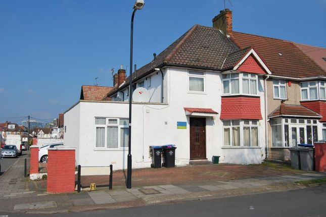 Thumbnail Flat for sale in 6 Tring Avenue, Wembley, Middlesex
