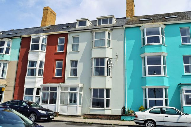 Thumbnail Flat for sale in South Marine Terrace, Aberystwyth, Ceredigion