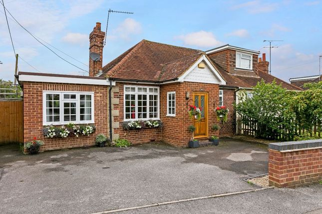 2 bed semi-detached bungalow for sale in Woodlands Park Road, Maidenhead, Berkshire