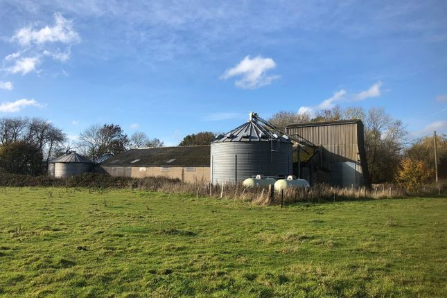 Thumbnail Land for sale in Burscombe Grain Store, Egerton, Ashford