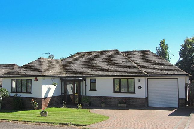 Thumbnail Bungalow for sale in Coombe Hayes, Sidford, Sidmouth