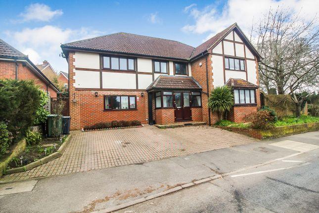 Thumbnail Detached house for sale in Hildens Drive, Tilehurst, Reading
