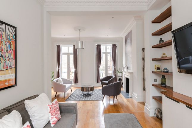 Thumbnail Town house to rent in Gloucester Street, London
