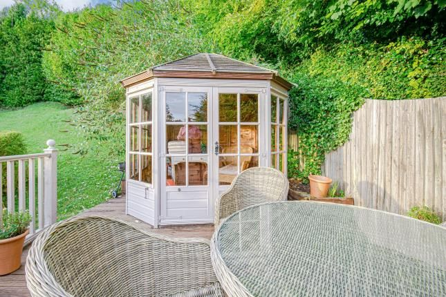 Summerhouse And Deck
