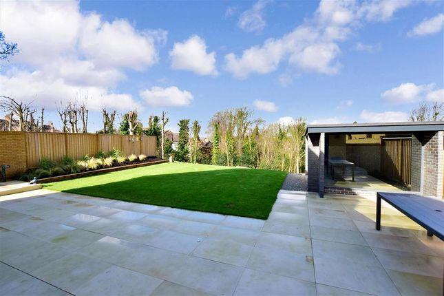 Rear Garden of Puckle Lane, Canterbury, Kent CT1