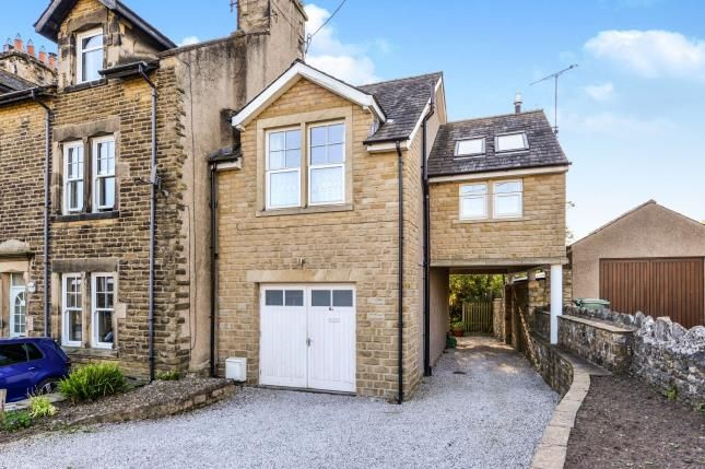 Thumbnail End terrace house for sale in Victoria Buildings, Lower Bentham, Lancaster, North Yorkshire