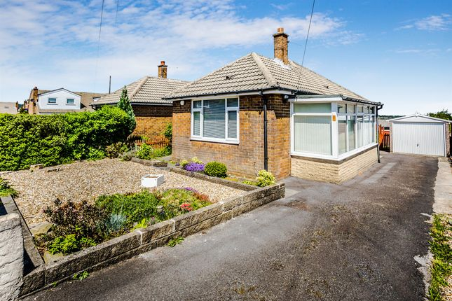 Thumbnail Semi-detached bungalow for sale in Edge View, Golcar, Huddersfield