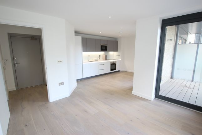 Thumbnail Flat to rent in Singapore Road, London, Greater London