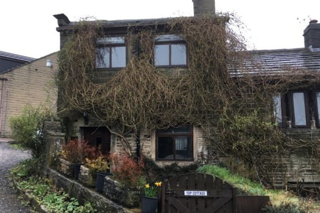 Thumbnail Cottage to rent in Top Cottage, Rushey Hall, Damems, Keighley