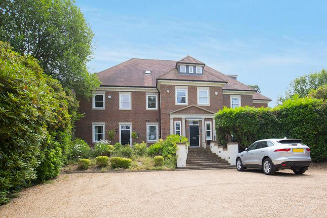 Thumbnail Semi-detached house for sale in Old Avenue, Weybridge, Surrey