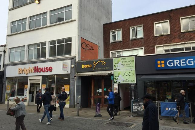 Thumbnail Retail premises to let in 240 Oxford Street, Swansea, West Glamorgan