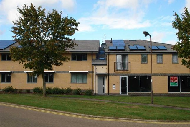 Thumbnail Flat to rent in Witham Court, Bletchley, Milton Keynes