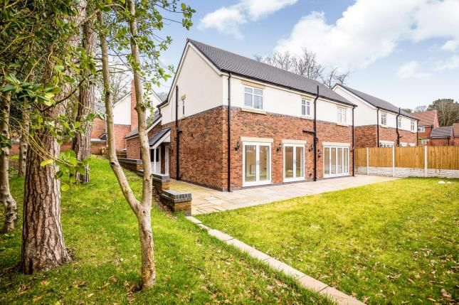 Thumbnail Detached house for sale in Eleanor Road, Bidston, Wirral
