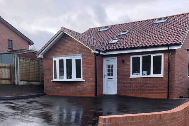 3 bed detached bungalow for sale in Oakham Close, Redditch B98