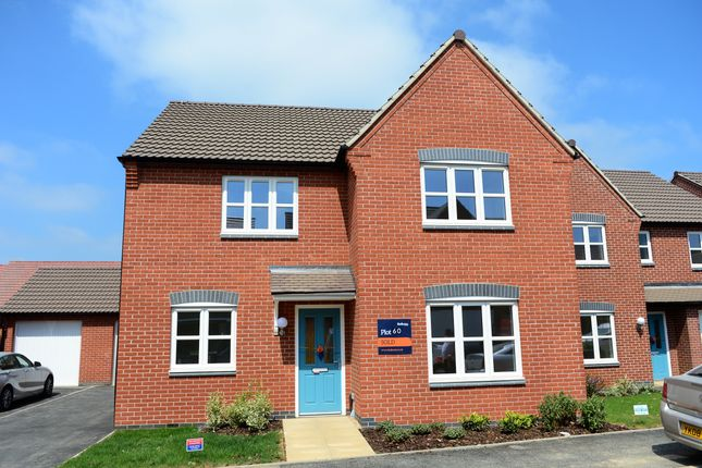 Thumbnail Detached house for sale in Mill Lane, Wingerworth, Chesterfield, Derbyshire