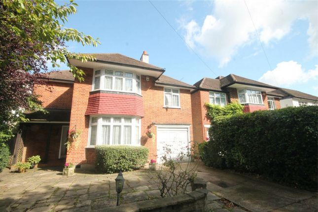Thumbnail Detached house to rent in London Road, Stanmore, Middlesex