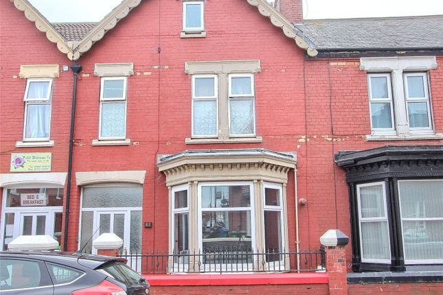 Thumbnail Flat to rent in Queen Street, Redcar