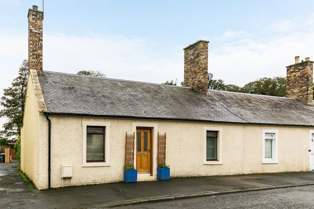 Thumbnail End terrace house for sale in Carnethie Street, Rosewell