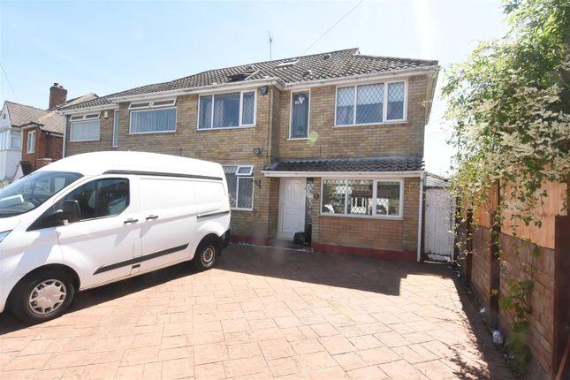 Thumbnail Semi-detached house for sale in 27 Bucklands End Lane, Hodge Hill, Birmingham