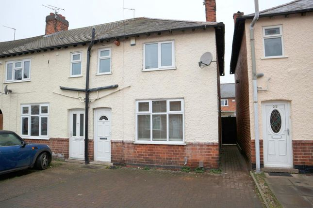 3 bed semi-detached house to rent in Florence Avenue, Long Eaton, Nottingham