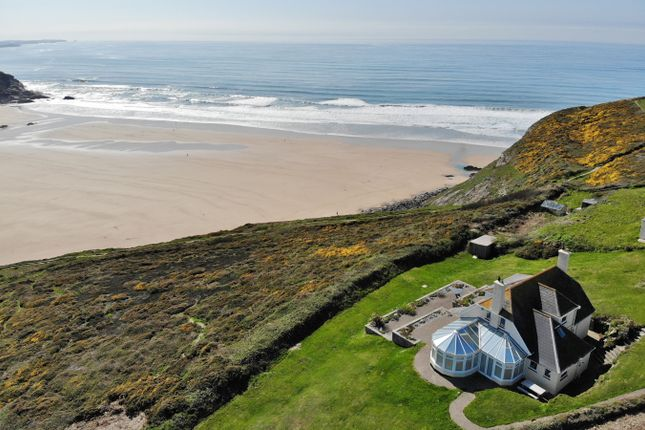 Thumbnail Detached house for sale in Mawgan Porth, Mawgan Porth