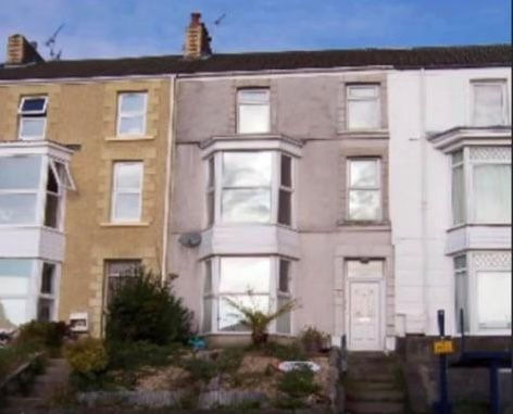 Thumbnail Shared accommodation to rent in Bryn Road, Swansea
