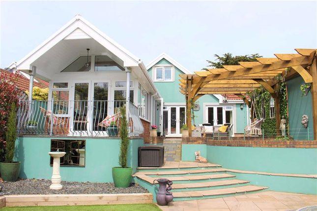Thumbnail Detached bungalow for sale in Merlins Cross, Lower Lamphey Road, Pembroke