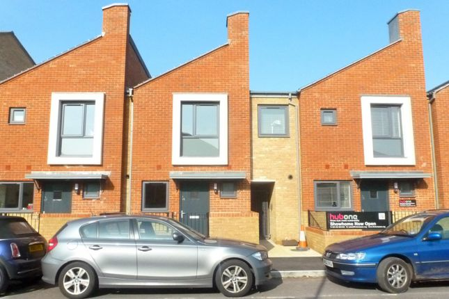 Thumbnail Terraced house to rent in Arnold Road, Eastleigh