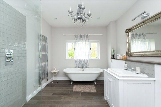 Bathroom of Pickmere Lane, Pickmere, Knutsford, Cheshire WA16